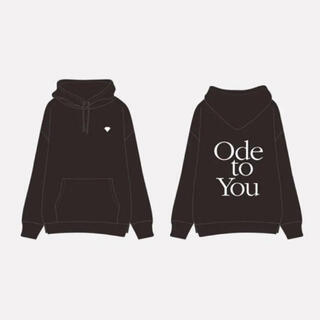 SEVENTEEN - SEVENTEEN セブチ Ode to You オドコン パーカー