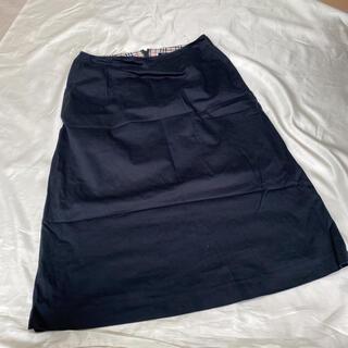 BURBERRY - バーバリーロンドン ロングスカート XL
