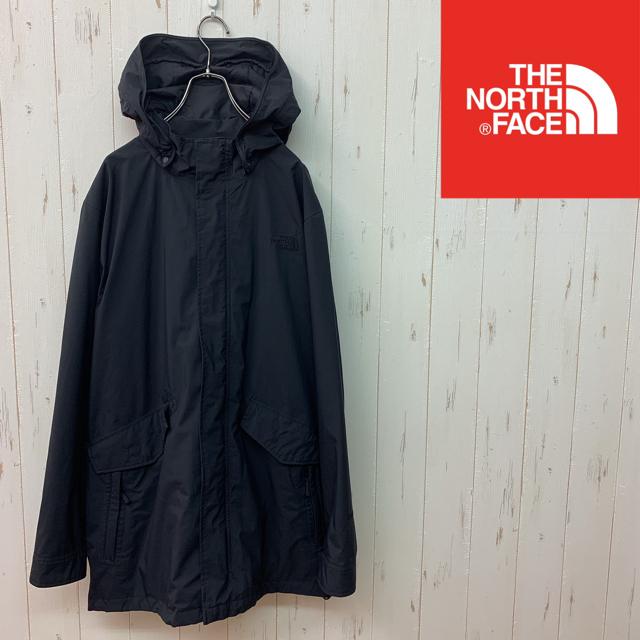THE NORTH FACE(ザノースフェイス)の【大人気☆早い者勝ち!】ノースフェイス マウンテンパーカー ブラック メンズXL メンズのジャケット/アウター(マウンテンパーカー)の商品写真