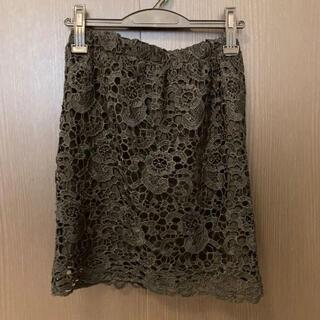 フリーズマート(FREE'S MART)のフリーズマートレーススカート(ひざ丈スカート)