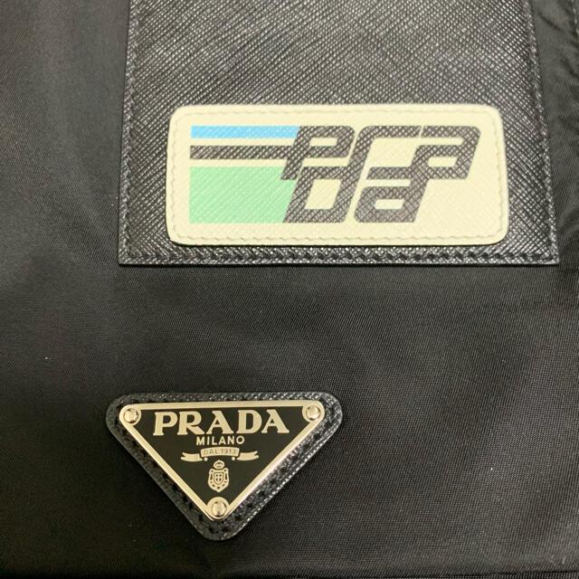 PRADA(プラダ)の【カーイさん専用】プラダ PRADA TESSUTO 2vd016 ショルダー メンズのバッグ(ショルダーバッグ)の商品写真