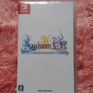 Nintendo Switch - ニンテンドースイッチ★ファイナルファンタジー★X/X-2★