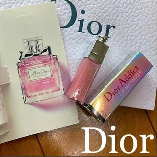 Christian Dior - ディオール アディクト ミニグロス  & ミニ香水 セット 新品未使用