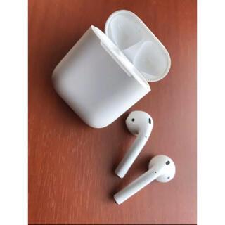 Apple - AirPods MV7N2J/A エアポッズ 正規品 国内生産 第2世代