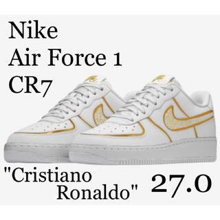 NIKE - Nike Air Force 1 CR7 エアフォース1 27cm