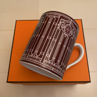 Hermes - エルメス アッシュデコ マグカップ