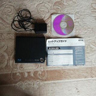 アイオーデータ(IODATA)の外付けブルーレイディスクドライブ ジャンク品(PC周辺機器)