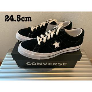CONVERSE - 【新品未使用 送料込み】converse one star ox 24.5cm