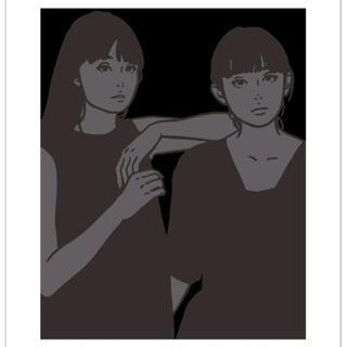 KYNE Untitled : C  キネ Tonarino Zingaro(版画)