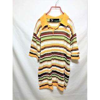 エフエーティー(FAT)の希少 FAT エフエーティー  ポロシャツ 0611411(ポロシャツ)