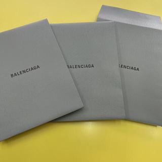バレンシアガ(Balenciaga)のバレンシアガ Tシャツ用紙袋3p(その他)