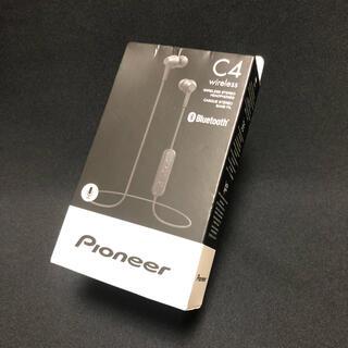 Pioneer - Pioneer SE-C4BT (B) ブラック Bluetooth イヤホン