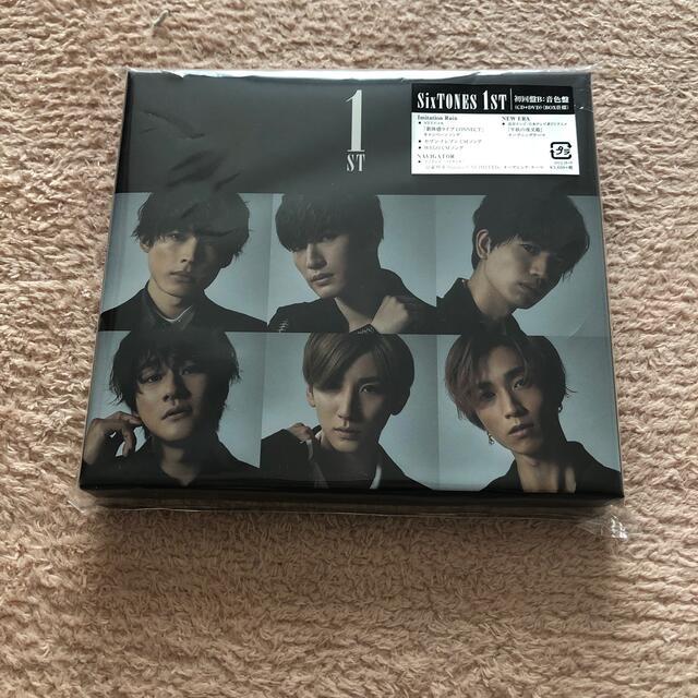 Johnny's(ジャニーズ)の1ST(初回盤B/音色盤) エンタメ/ホビーのCD(ポップス/ロック(邦楽))の商品写真