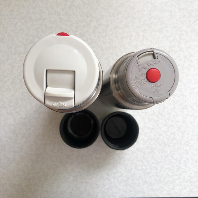 象印(ゾウジルシ)の象印 ステンレスボトル 2個セット キッズ/ベビー/マタニティの授乳/お食事用品(水筒)の商品写真
