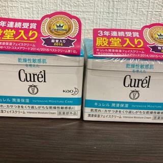 Curel - キュレル 潤浸保湿クリーム  40g 2個