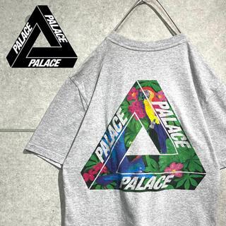 ステューシー(STUSSY)のPALACE パレス ビッグロゴ バックプリント ビッグシルエット Tシャツ(Tシャツ/カットソー(半袖/袖なし))