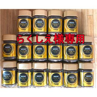 Nestle - ネスカフェ ゴールドブレンド 65g×16本