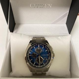 シチズン(CITIZEN)のシチズン アテッサ AT8040-57L  極上品 CITIZEN ATTESA(腕時計(アナログ))
