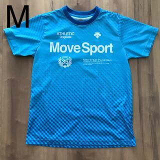 デサント(DESCENTE)のデサント スポーツウェア 半袖 Mサイズ(Tシャツ/カットソー(半袖/袖なし))