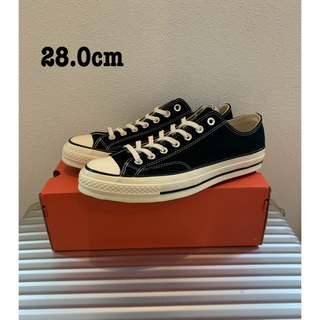 CONVERSE - 【新品未使用 送料込み】converse ct70 ブラック 28.0cm