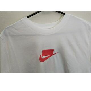 NIKE - 新品未使用 ナイキ 刺繍 バックプリント Tシャツ Mサイズ