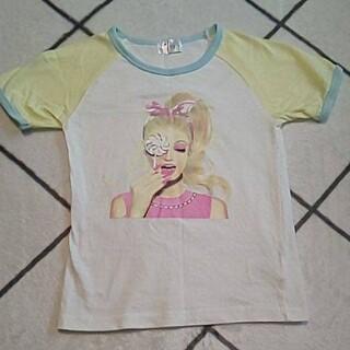 レディー(Rady)のちびRady Tシャツ(Tシャツ/カットソー)