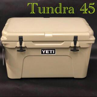 ☆新品☆ Yeti イエティ クーラー タンドラ tundra 45 タン