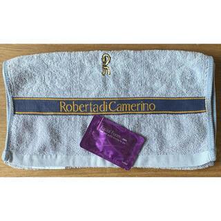 ROBERTA DI CAMERINO - ロベルタディカメリーノのフェイスタオル 洗顔おまけ