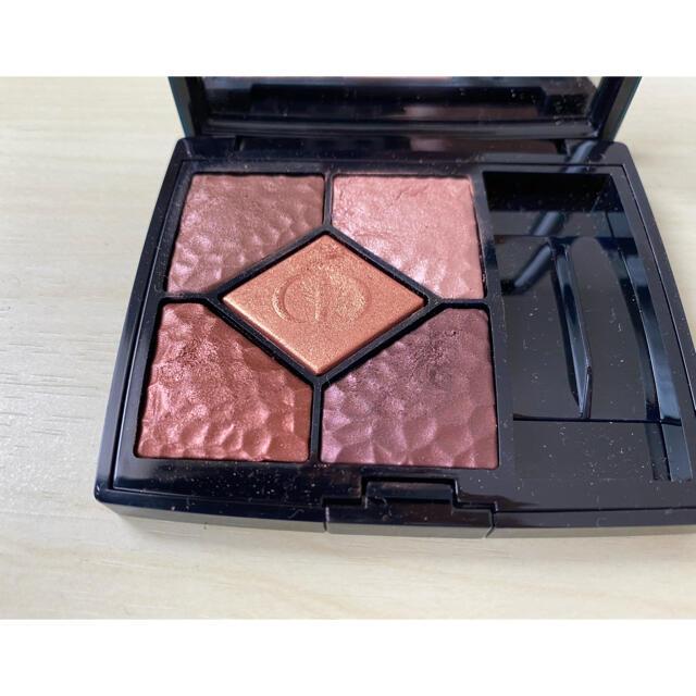 Christian Dior(クリスチャンディオール)のサンククルール786テラ コスメ/美容のベースメイク/化粧品(アイシャドウ)の商品写真