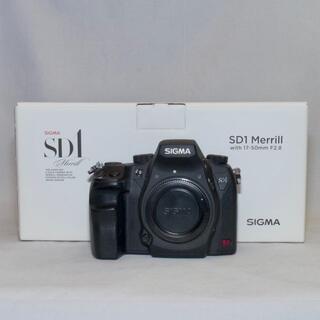 シグマ(SIGMA)のSIGMA SD1 Merrill + EF-530 DG SUPER(デジタル一眼)
