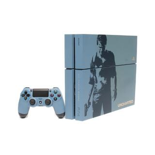 SONY - 訳あり ソニー PS4 本体 アンチャーテッド