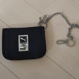 プーマ(PUMA)の男の子 プーマ ミニ財布(財布)
