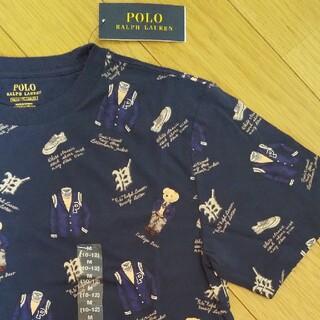 POLO RALPH LAUREN - 正規品、新品 POLO RALPH LAURENポロベア総柄Tシャツキッズ