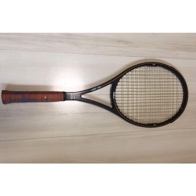 wilson(ウィルソン)のWilsonウイルソン PROSTAFFプロスタッフMID スポーツ/アウトドアのテニス(ラケット)の商品写真