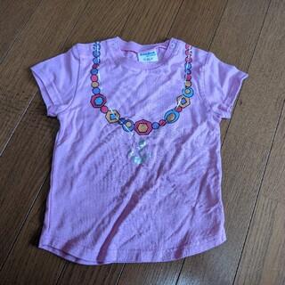 カルディア(CALDia)のカルディア CARDIA 女の子 半袖 Tシャツ 95センチ(Tシャツ/カットソー)