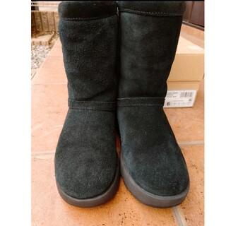 アグ(UGG)のUGG W CLASSIC SHORT WATERPROOF(ブーツ)