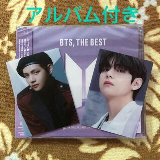 BTS  THE  BEST 通常盤 トレカ テテ