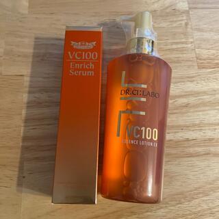 Dr.Ci Labo - お買い得 DR.CI:LABO VC100 化粧水 乳液