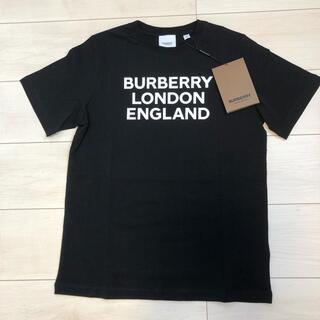 BURBERRY - タグ付き未使用⭐︎BURBERRYロゴTシャツ⭐︎大人も着用14Y(164)
