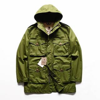 未使用 春夏 SEALUP M65ジャケット Mac Phanton 50(モッズコート)