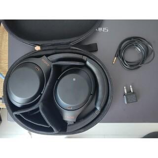 SONY - SONY WH-1000XM3(B) ノイズキャンセリンワイヤレス ヘッドフォン