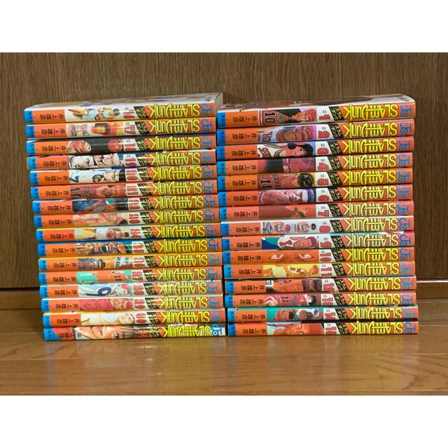集英社(シュウエイシャ)のSlam Dunk(スラム・ダンク) 全巻セット エンタメ/ホビーの漫画(全巻セット)の商品写真