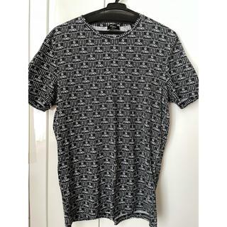 フェンディ(FENDI)のFENDI  Tシャツ ロゴ プリント(Tシャツ/カットソー(半袖/袖なし))