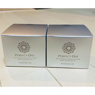 パーフェクトワン(PERFECT ONE)のパーフェクトワン薬用ホワイトニングジェル75g✖️1つ(新日本製薬)(オールインワン化粧品)