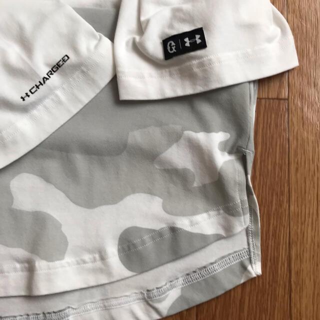 UNDER ARMOUR(アンダーアーマー)のメンズ XXL UNDER ARMOUR /ジャイアンツコラボ Tシャツ メンズのトップス(Tシャツ/カットソー(半袖/袖なし))の商品写真