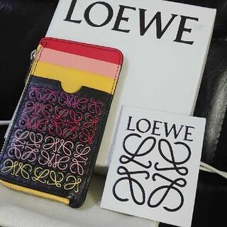 LOEWE - ロエベ Loewe コインケース カードケース