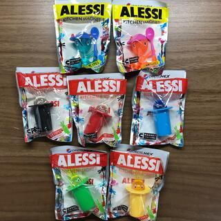アレッシィ(ALESSI)の【未開封】アレッシィ ALESSI キッチンマグネット 7個セット ペプシ(収納/キッチン雑貨)