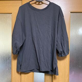ニコアンド(niko and...)のニコアンドのトップスです。(Tシャツ(半袖/袖なし))