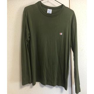 チャンピオン(Champion)のChampion ロンT Lサイズ(Tシャツ/カットソー(七分/長袖))