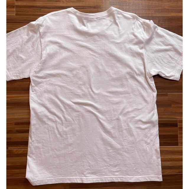 Supreme(シュプリーム)のsupreme 白 Tシャツ メンズ L カメレオン メンズのトップス(Tシャツ/カットソー(半袖/袖なし))の商品写真